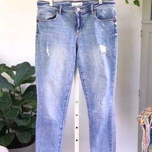 LOFT Jeans - LOFT Modern Skinny Crop